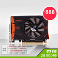 2G PCIE movie of GTX650 players the game graphics.5000MHZ high frequency 5 gear blade