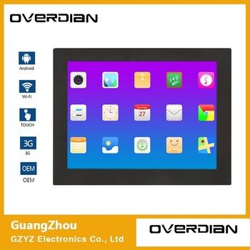 """Tablet PC 1280*1024 17""""Industrial Computer SingleTouch Screen Industrial Computer Android System Squarescreen LCD Screen"""