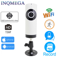 IP Camera WIFI 720P Panoramic 360 Panorama CCTV Security Mini Wireless Ipcam Camaras De Seguridad Support