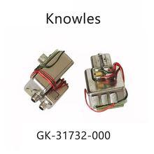 ノウルズ GK 31732 BA ドライバ IEM バランスアーマチュアトリプルドライバ受信機スピーカーカスタムフィットのためのイヤホン低周波