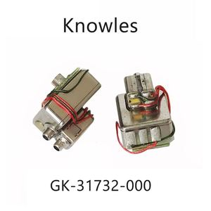 Image 1 - Knowles GK 31732 BA Driver IEM Balanced Armature Triple Driver Receiver Speaker for Custom Fit Earphone Low Frequency