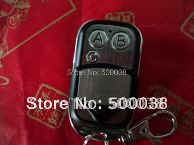 New Arrive ,replace Gliderol TM-305C,315MHZ remote opener,stainless case,new design new arrive 180