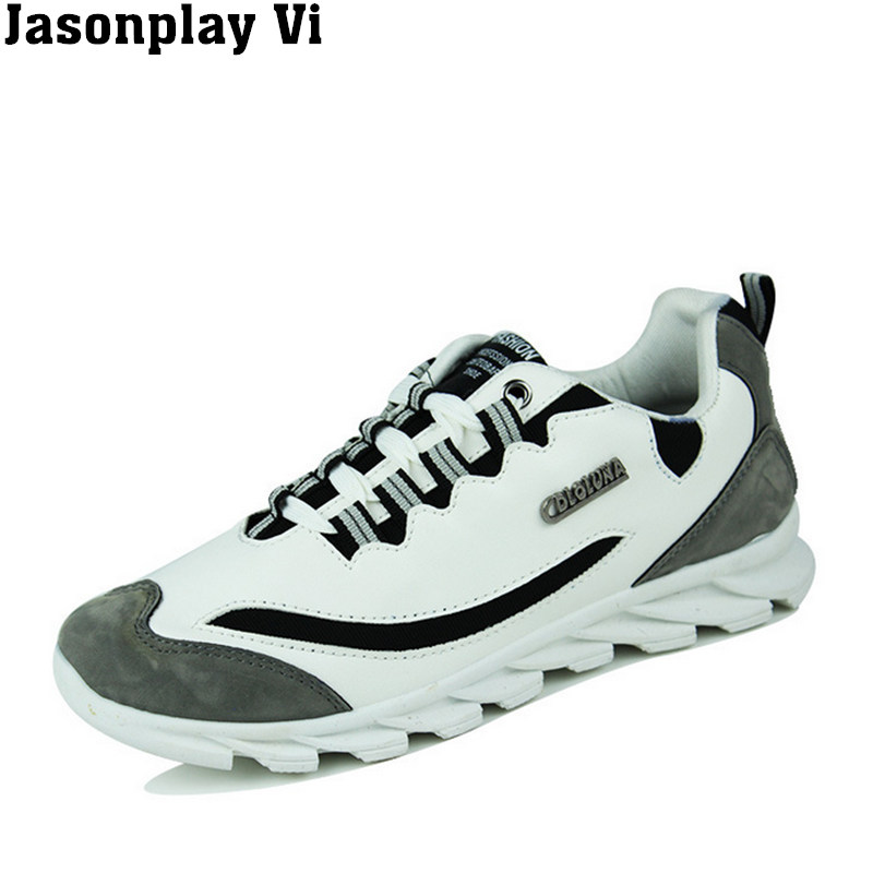Jasonplay Vi & 2016 New jogging Shoes Men Breathable Autumn style Fashion Men Shoes personality Casual Shoes Hot Sale WZ215 jasonplay vi