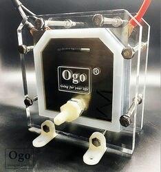 Nuevo generador OGO HHO menos consumo más eficiencia 13 placas CE FCC RoHS certificados