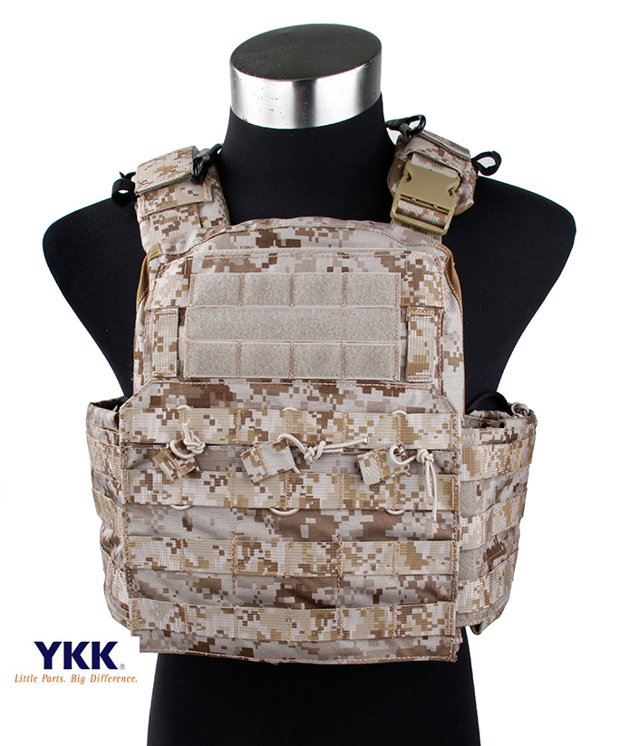 Ver.2016 Cherry Plate Carrier AOR1 CPC Vest Tactical Military Vest Fit Zipper Panel+Free shipping(STG050990) archetype transparent ver she