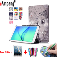 For Samsung Galaxy Tab E 9 6 Case T560 T561 Tablet Accessories Case For Samsung Tab