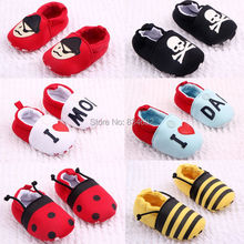 New Spring Brands Baby Boy Girl Shoes Fi