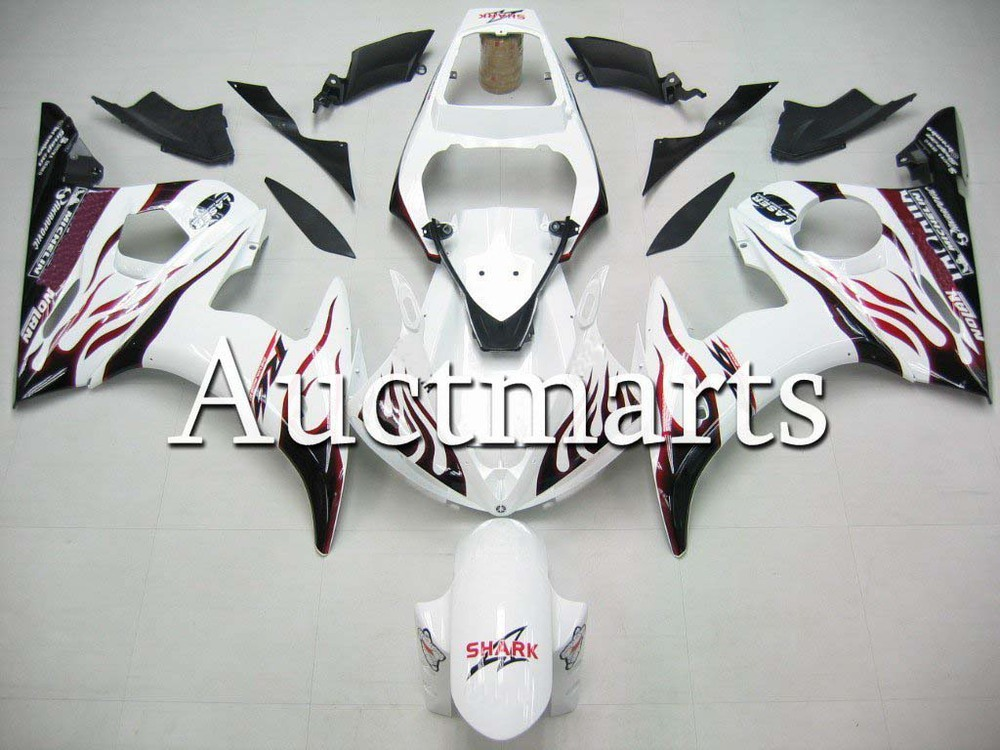 For Yamaha YZF 600 R6 2003 2004 2005 YZF600R ABS Plastic motorcycle Fairing Kit Bodywork YZFR6 03 04 05 YZF600R6 YZF 600R CB05 high quality abs plastic for yamaha yzf600 yzf 600 r6 yzf r6 2003 2004 2005 03 04 05 moto custom made motorcycle fairing kit