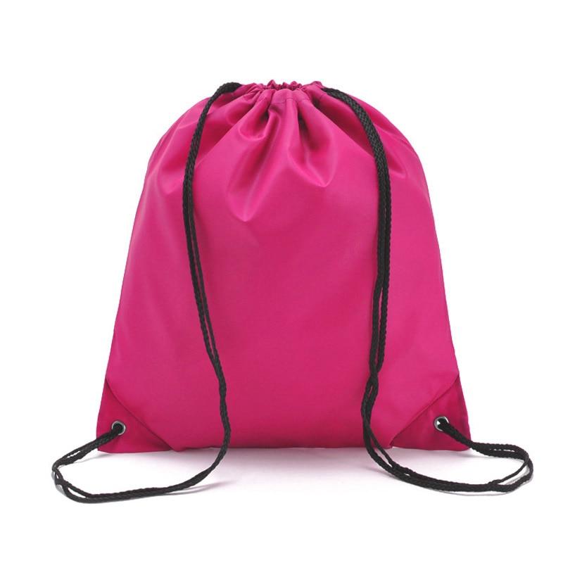 Taekwondo Bags Sport Rope Bag Tae Kwon Do Training Running Light Backpack Kung Fu Waterproof Oxford Fabric Travel Gym Sport Bags