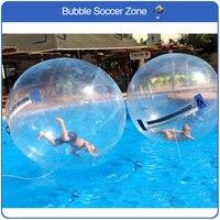 Бесплатная доставка 2 м надувные водные прогулки Игрушечные лошадки мяч воды зорбе мяч ходить по воде мяч Air людской шарик