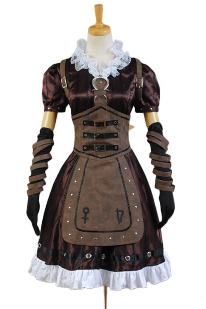 Alice Madness Returns Alice Stream Cosplay Costume Full Set Costume