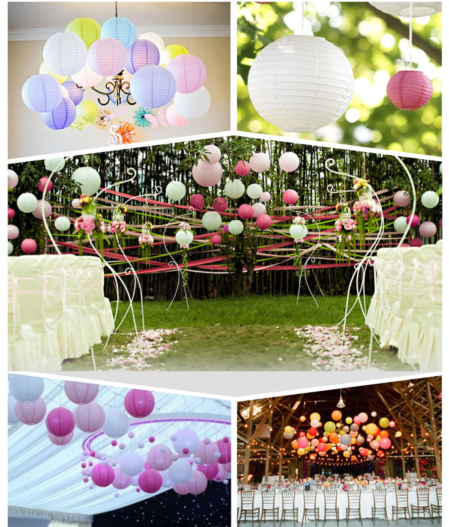 paper lantern for wedding