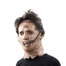 The Texas Chainsaw Massacre Leatherface Masks Scary Movie Cosplay Halloween Costume