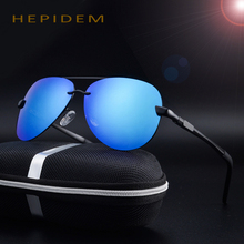Men Driving Mirror Polarized Sunglasses Women Rimless sun glasses Fishing Accessories Top quality Rays Protection Cheap China b
