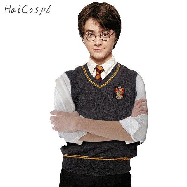 Gryffindor Slytherin Ravenclaw Hufflepuff Vest
