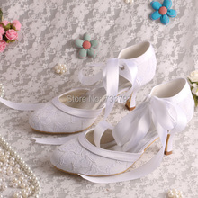 Wedopus MW856แบรนด์ชื่อใหม่รองเท้าผู้หญิง2016ปั๊มรองเท้าสำหรับผู้หญิงแต่งงาน