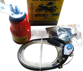 STARPAD For Motorcycle automatic chain lubricator chain oilers Dayou maintenance General Tuning Parts