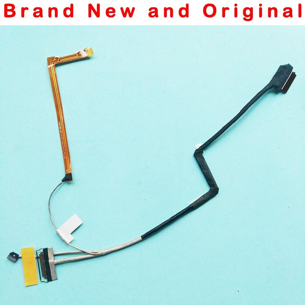 Novo original lcd edp lvds cabo para lenovo y7000 Y7000-15 y530 ey517 edp cabo dc02001zz00