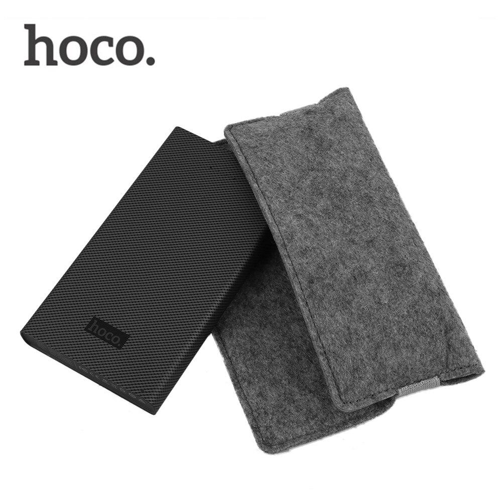 HOCO B12A-13000 12A Fibra De Carbono Práctico de Gran Capacidad de 13000 mAh fue