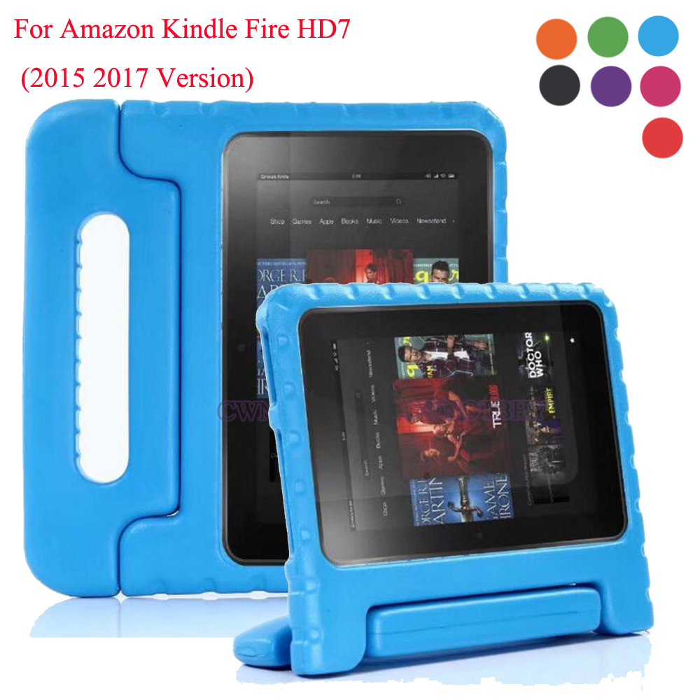 Shockproof Stand Handle Protective Cover For Amazon Kindle