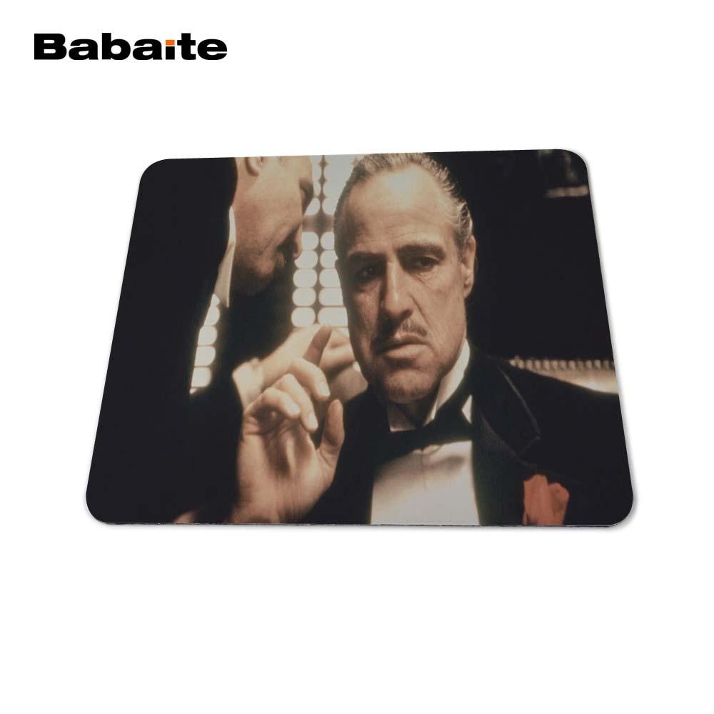 Babaite don vito corleone el padrino MousePads Juego de computadora - Periféricos de la computadora - foto 3
