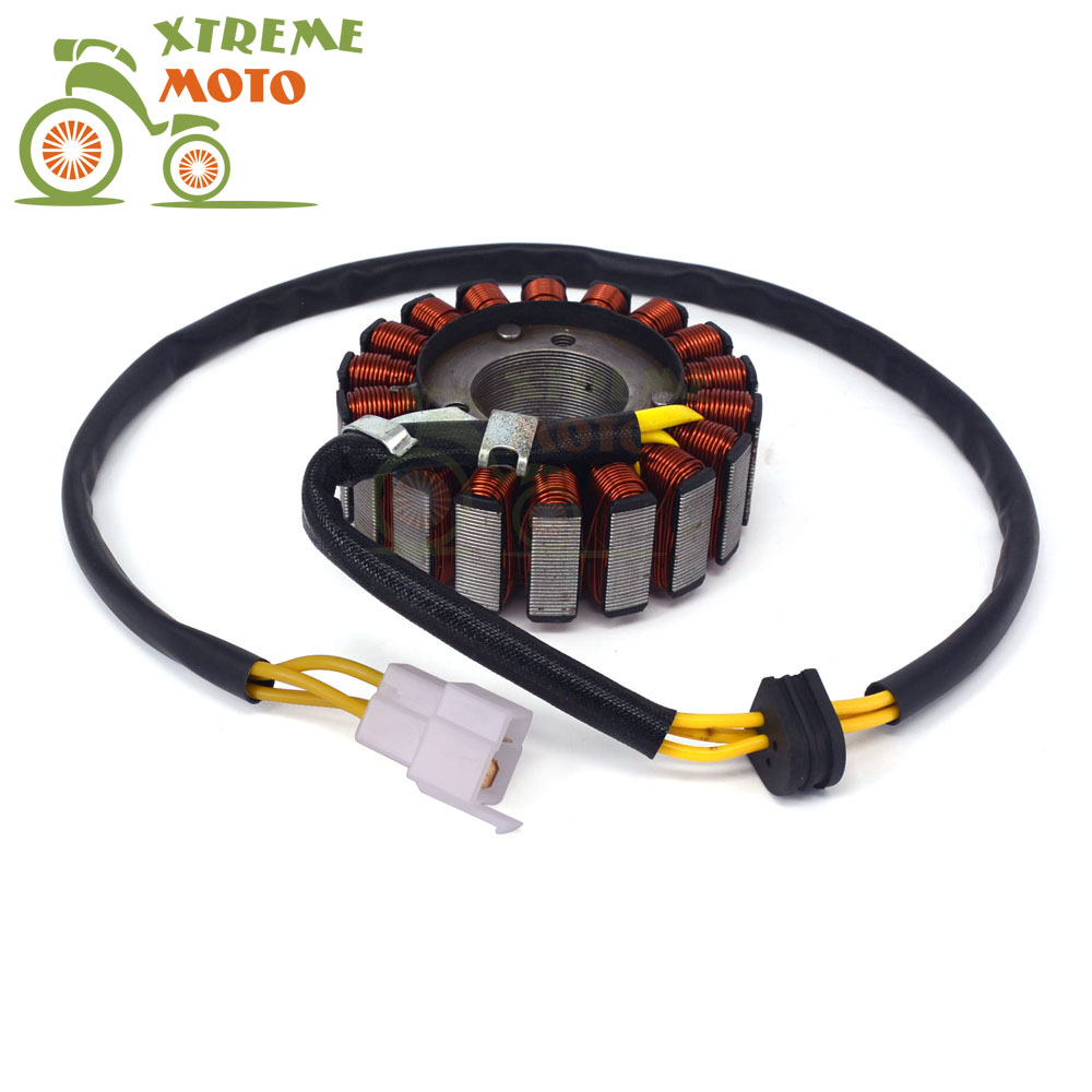 Motorcycle Generator Magneto Engine Stator Coil For HONDA NSS250X MF08 FORZA250X NSS250EX MF-08 FORZA 250 EX 2005 2006 2007 cyt alloy steel motorcycle engine valve for honda cg200 dark grey pair