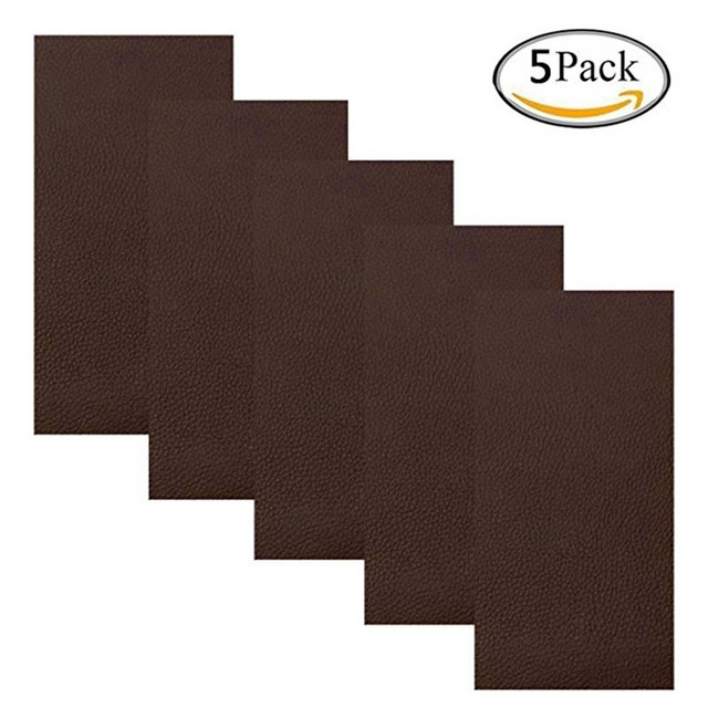 diy sofa repair togo style uk 5pcs leather patch self adhesive patches fabric for couch home furniture car seats handbags jackets