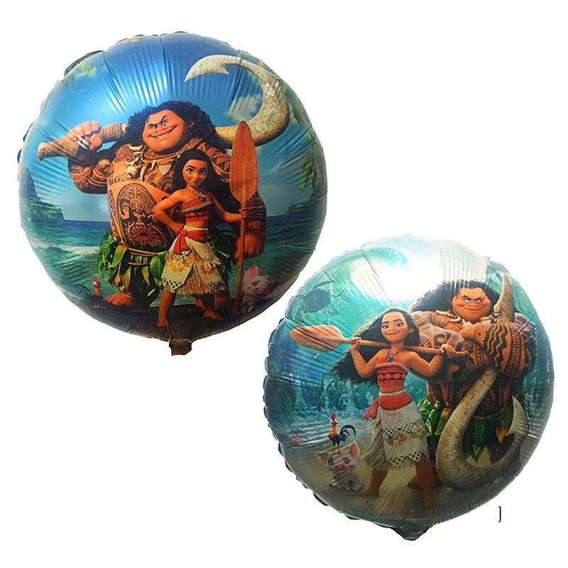 18inch-1pcs-lot-Moana-Balloons-Cute-Princess-Aluminum-Foil-Balloons-Birthday-Party-Decorations-Party-Supplies-Kids