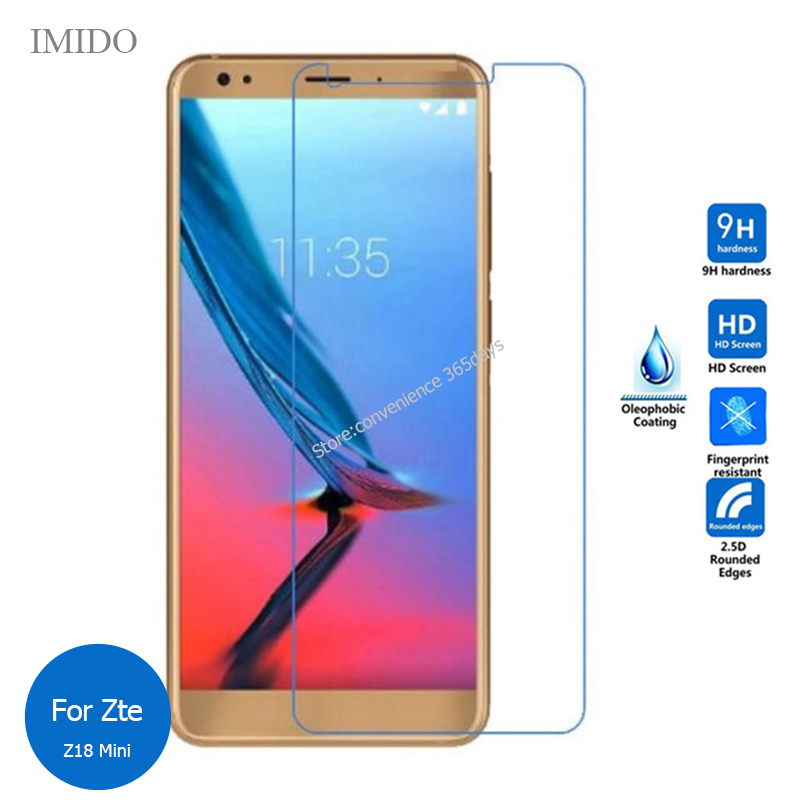 2PCS/Lot Tempered Glass For <font><b>Zte</b></font> <font><b>Nubia</b></font> Z17 <font><b>Mini</b></font> <font><b>S</b></font> Z11 <font><b>MiniS</b></font> Z18 M2 Lite Screen Protector 9h Safety Protective Film on <font><b>Z</b></font> <font><b>11</b></font> 17 18 image