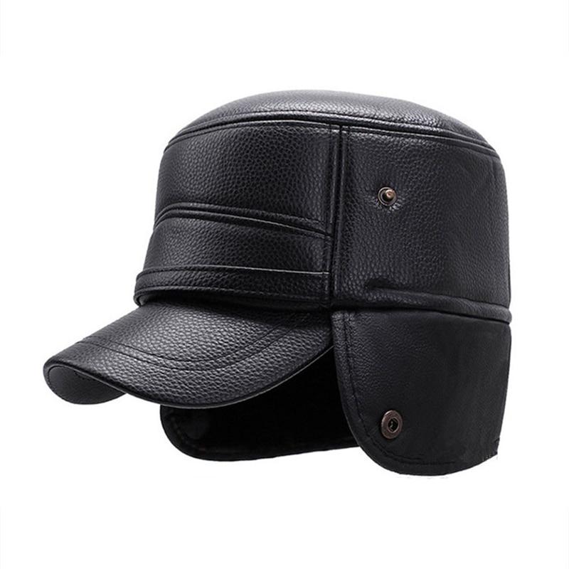 black leather ottoman 9396086675_517341466