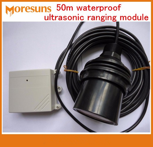 Fast Free Ship 50m wide range/long distance waterproof type ultrasonic ranging module/sensor