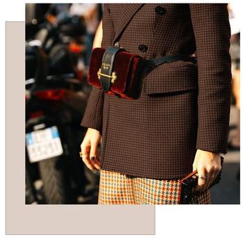 AEL Women Winter Autumn Plaid Woolen Suit Jacket 2017 Grace Female Coat Fashion Lattice Slim Waist Office Lady Clothing 3