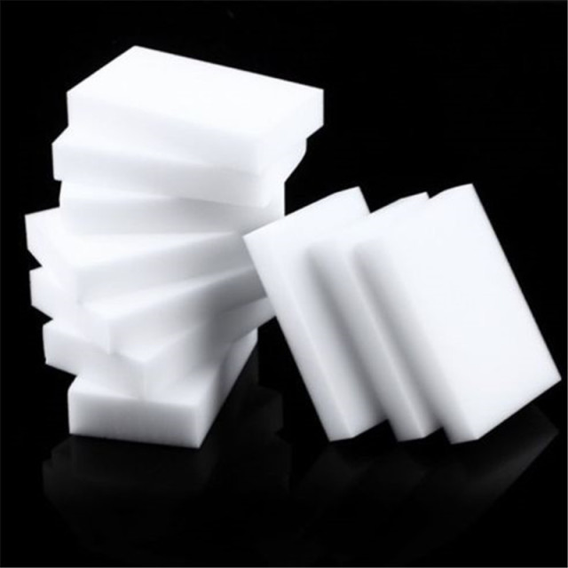 20 Pcs Magic Sponge Eraser Kitchen Office Bathroom Clean Accessory
