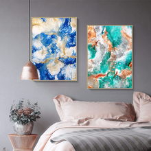 Abstract Panting Picture Posters and Prints Print on Canvas Art for Living Room Home Decor No Frame Wall