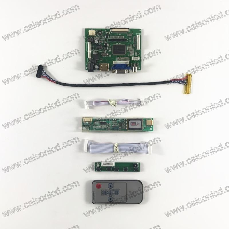 RTD2660 LCD controller board support HDMI VGA 2AV for 15.4 inch LCD panel 1280X800 LP154W01-TLAE N154I2-L05 LP154WX5-TLA1 repair vga hdmi lcd controller board for lp156whu tpb1 lp156whu tpa1 lp156whu tpbh lp156whu tpd1 15 6 inch edp 30 pins 1 lane 1366x768