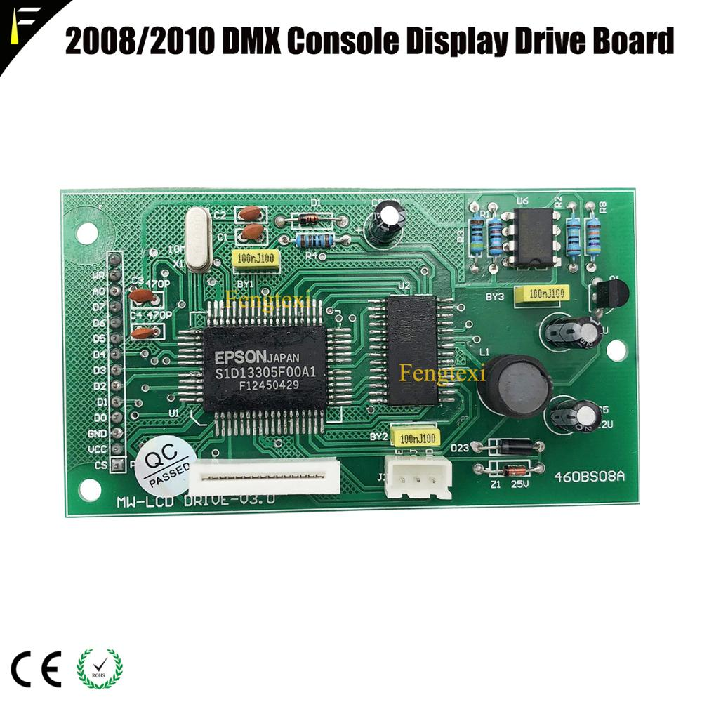 Pearl Console 2010 2008 DMX Controller LCD Display Drive Board Screen PCB Main Board Drive Spare