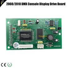 진주 콘솔 2010 2008 DMX 컨트롤러 LCD 디스플레이 드라이브 보드 화면 PCB 메인 보드 드라이브 예비 부품 DJ 디스코 무대 조명