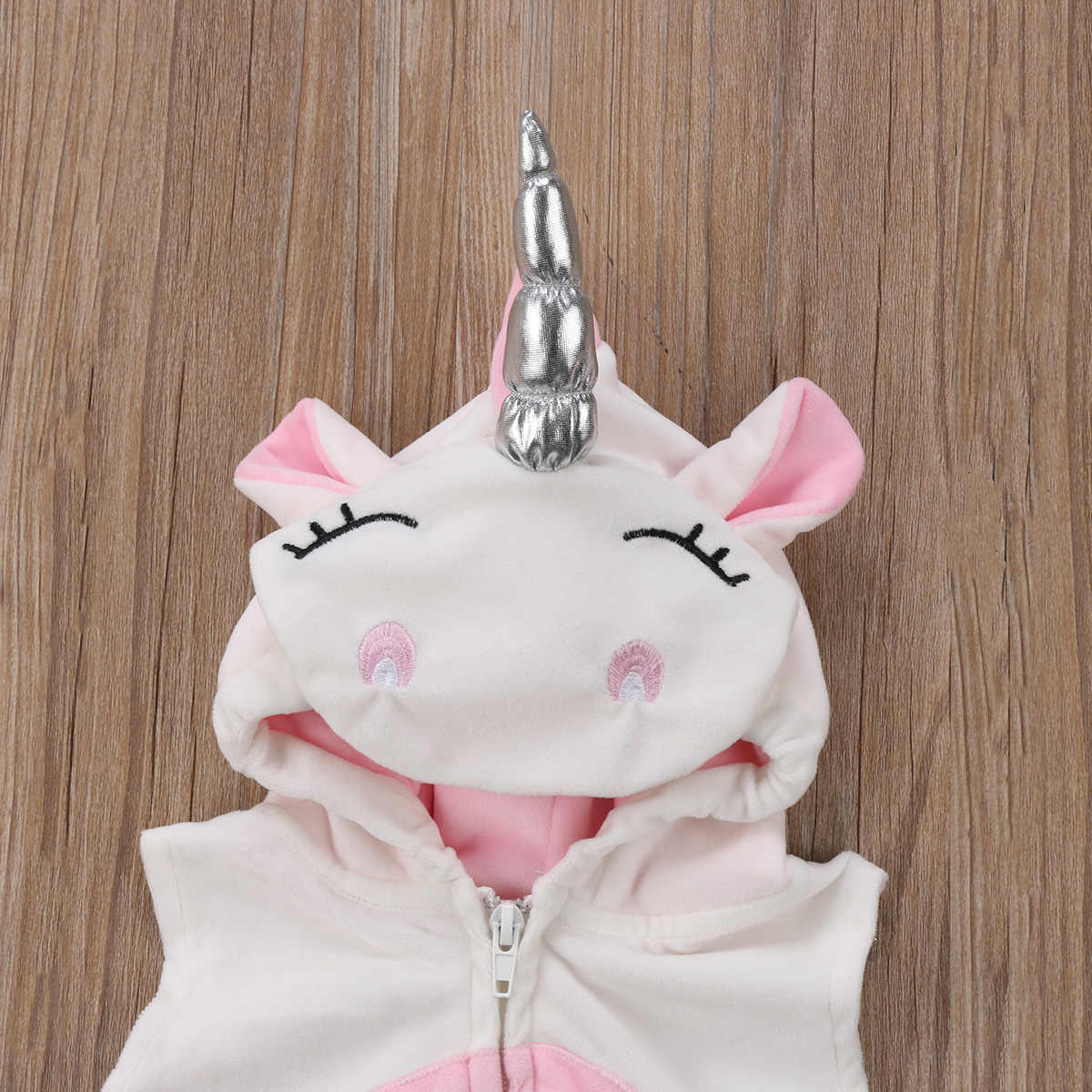 53375f55b759 Detail Feedback Questions about Cute Unicorn Baby Kids Girl Fleece ...