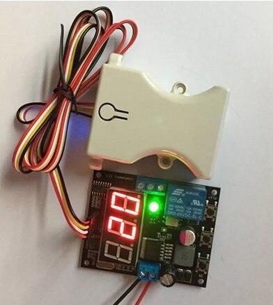 Module de mesure de distance à ultrasons à petit Angle avec distance d'affichage relais de distance réglable sortie capteur intégré