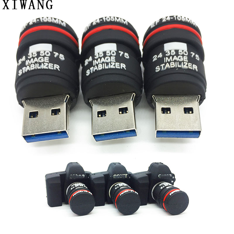 New Pendrive 16gb Usb Flash Drive 2.0 4gb 8gb Pen Drive 16gb Pendrive 32gb Usb Stick 64gb 128gb Actual Capacity Camera Wholesale