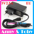 5V2. 5A 5 V/2.5A PI3 Raspberry PI Modelo B 3 Adaptador De Energia USB Carregador PSU FONTE De Alimentação Fonte de Alimentação do Adaptador de Comutação tomada