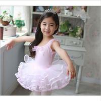 Kids Tutu Ballet Dress For Children Pink Fancy Dress Ballet Dance Costumes For Kids Child Dance