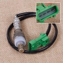 4-pinos DWCX Nova Prata Substituição O2 Oxygen 53 cm Sondas Lambda Sensor 96368765 para Peugeot 206 207 306 406 407 Transporte Rápido grátis