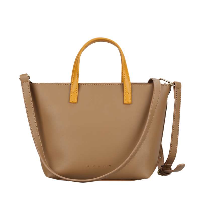 8e8f75186 SUSEN Brand Luxury Handbag Women Fashion Designer Shoulder Bag Ladies bow  tie PU Tote Bags-in Top-Handle Bags from Luggage   Bags on Aliexpress.com  ...