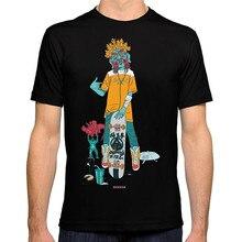 T Shirts Summer Hipster Casual Men O-Neck Wrath Of Khon Short-Sleeve Tee