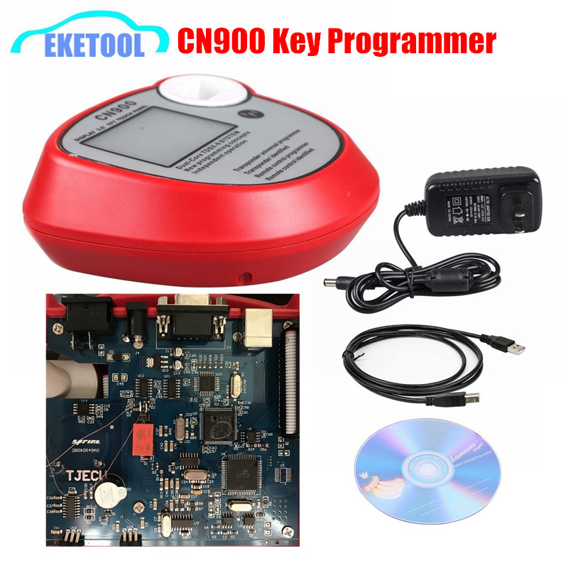 Top Rated CN900 Key Maker Auto Key Programmer OEM CN 900 Supports Copy Chips Transponder Indentified Remote Control Express Fast