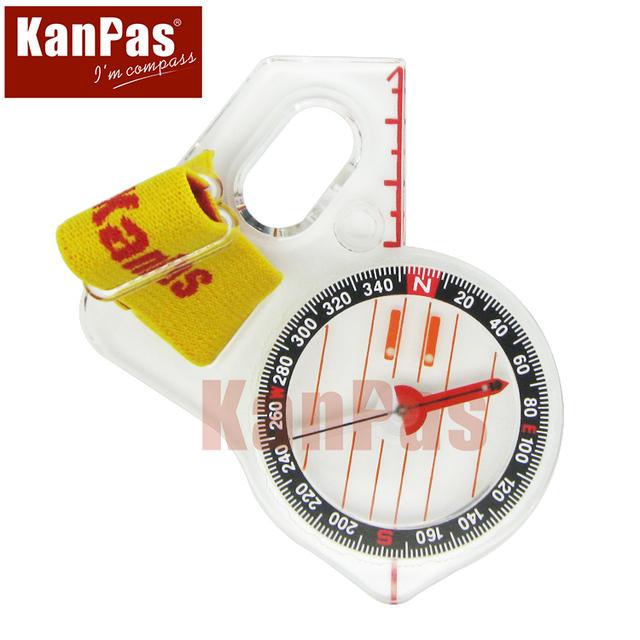 KANPAS  elite thumb orienteering compass/free shipping MA-42-F / free bandana gift