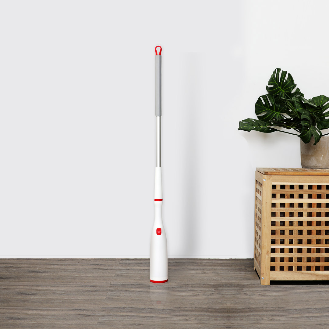 Xiaomi Yijie Drum Automatic Cleaning Mop Hand Held Portable Mop Sweeping Machine Household Cleaner Light Floor Cleaning Tool