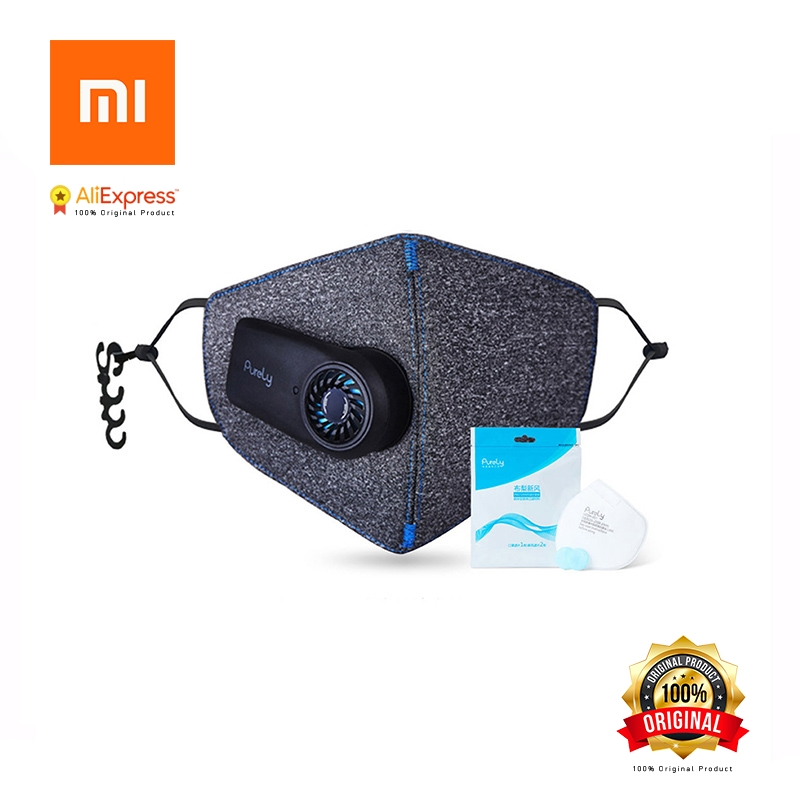 Xiaomi Air-Mask Purify RECHARGEABLE-FILTER Three-Dimensional-Structure Anti-Pollution title=