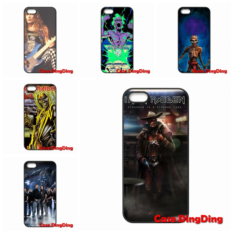 Phone Cover Case Custom Iron Maiden For Sony Xperia Z Z1 Z2 Z3 Z4 Z5 Premium compact M2 M4 M5 C C3 C4 C5 E4 T3